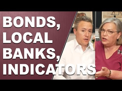 BONDS, LOCAL BANKS, INDICATORS… Q&A with Lynette Zang and Eric Griffin