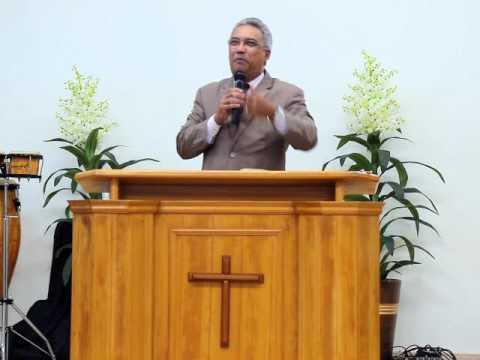 Pregação com P.r Heder Barbosa