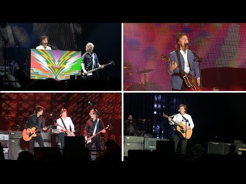 Paul McCartney live in Birmingham  - 27 May 2015 - Out There Tour - HQ video & audio