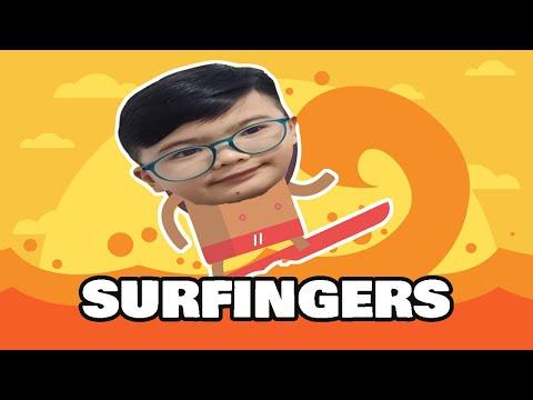 Surfingers Gameplay |