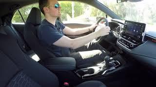 2019 Toyota Corolla Hatchback Engine and Transmission