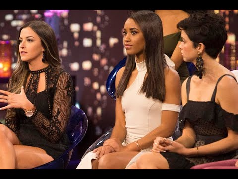 It's Tia vs. Bekah in This The Bachelor: The Women Tell All Sneak Peek