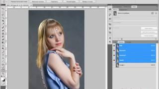 Photoshop. 7 способов сделать из фото конфетку. Урок №2 — Высокий ключ. (Евгений Карташов)