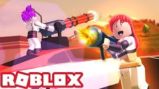 TEAM ROCKET BLASTS OFF WITH THE ROCKET LAUNCHER IN JAILBREAK! | Roblox Roleplay