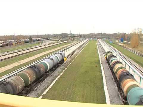 На ярославском НПЗ открыли новую установку по отгрузке мазута
