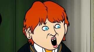 Harri Potter Псих 33