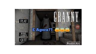 Granny não me deixa em paz aff. 😱😱😱