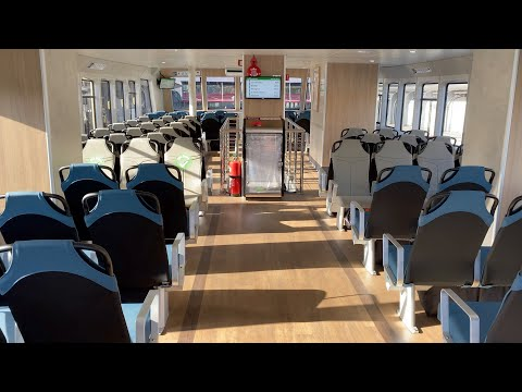 Sydney First Fleet Ferry Refurbishment - As Good as New!