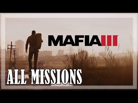 MAFIA 3 - All Missions, Full game