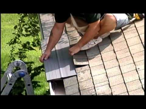 Nescor Attic Shield And Gutter Shield On The Simply Living Show