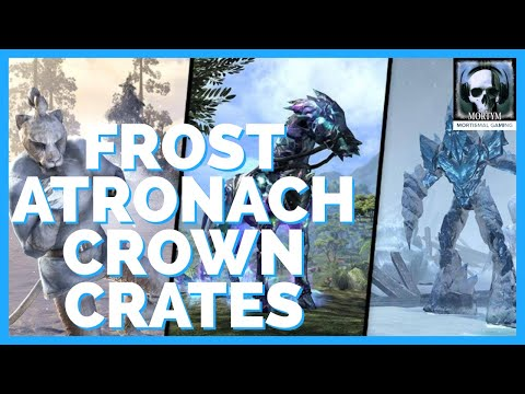ESO: Opening 64 Frost Atronach Crown Crates