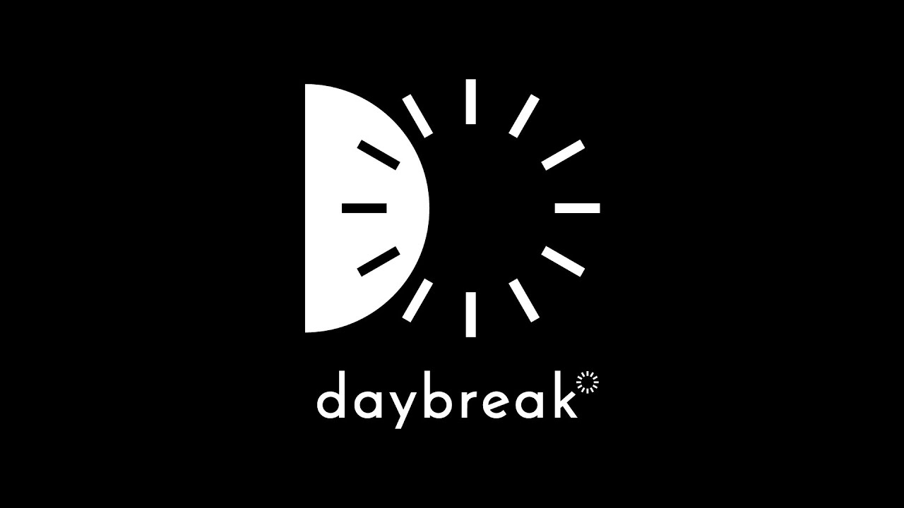 daybreak OFFICIAL LOGO FILM