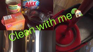 Baking soda fi vinegar qofa fayyadamuun mana keenya qulquleesu ni dandeenya???