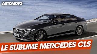 Mercedes CLS : le plus beau des coupés-berlines