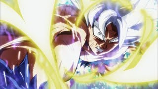 Goku Mastered Ultra Instinct VS Jiren【AMV】I Want To Live | Dragon Ball Super |