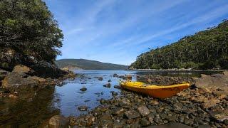 Tasman Peninsula Kayaking - Wild Tasmania - Ep. 3