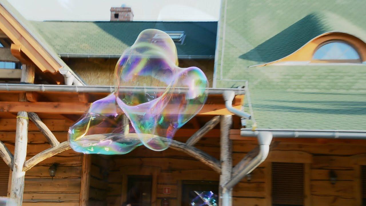 Gigantyczne bańki mydlane Etv e15