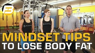 Weight Loss Tips for Women Over 40 - Mind Shift Tips for Losing Body Fat