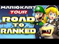 Mario Kart Tour - All Ice Tour Luigi Cup Ranked Mode!  ROAD TO RANKED!