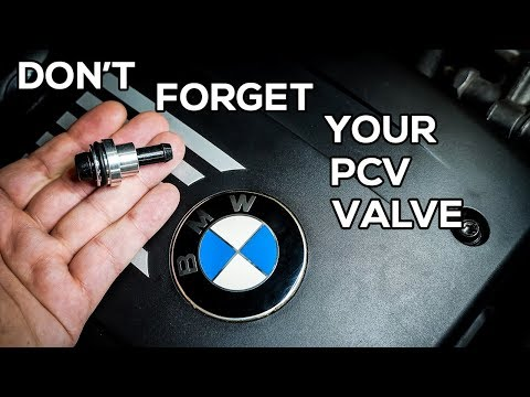 Don't Forget Your PCV Valve! | BMW N54 DIY