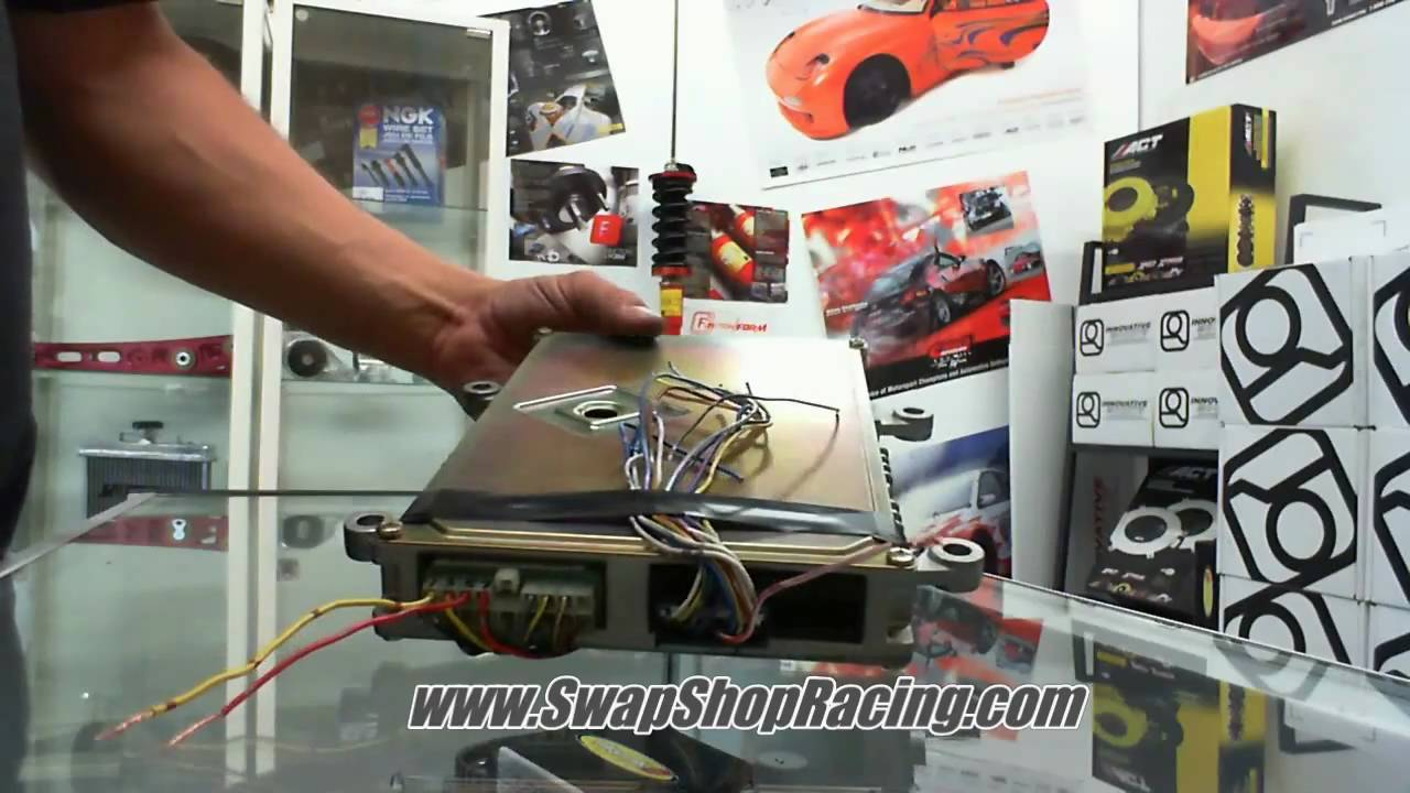 hight resolution of 2 point to 4 point wiring harness conversion install referance youtube