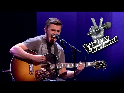 Sean Byrne - Coconut Skins - The Voice of Ireland - Blind Audition - Series 5 Ep7