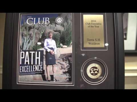 Club Executive of Year Reception Featuring Terra Waldron, CCM, CCE
