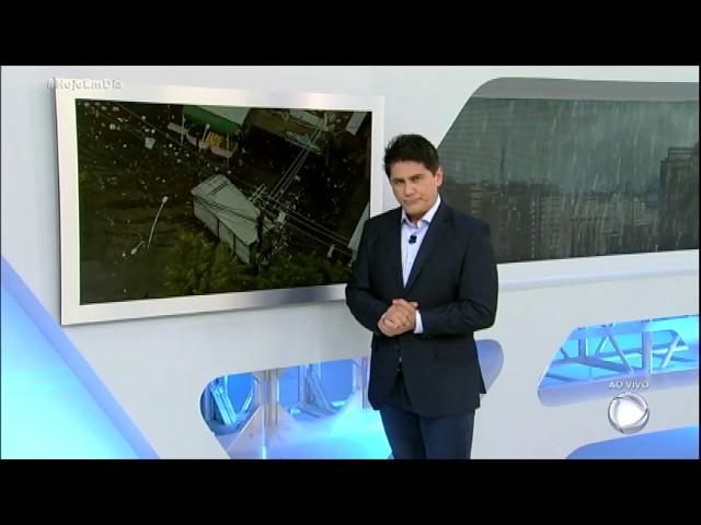 Meteorologista explica o que provocou forte chuva em São Paulo e região metropolitana