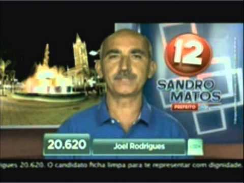 Horário Eleitoral: Ver. São João de Meriti/RJ (15/09/2012) TV