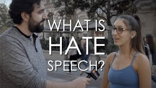 What Is Hate Speech? We Asked College Students