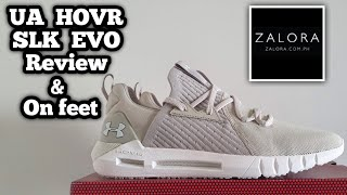 Under Armour Hovr Slk Evo Review | Purchased from Zalora.ph