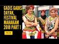 festival mahakam 2018, tarian pedalaman part 15