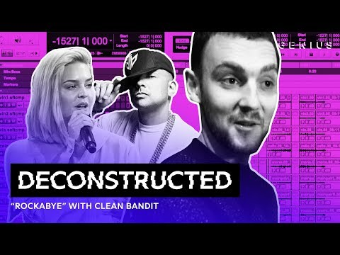"""The Making Of Clean Bandit's """"Rockabye"""" 
