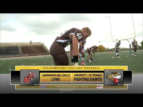 University of St Francis IL vs Lindenwood University Belleville   102415