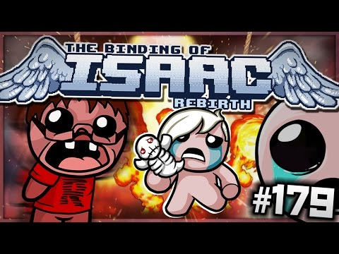 The Binding of Isaac: Rebirth - Heartbeat Intense! (Episode 179)