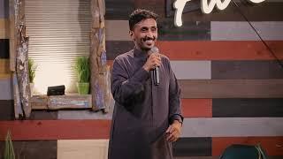 محمد ال سلطان - المكيف خرب #الكوميدي_كلوب