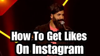 How to Get Likes on Instagram