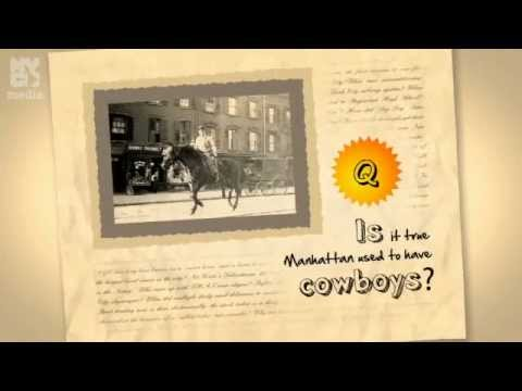 Is It True Manhattan Used to Have Cowboys?