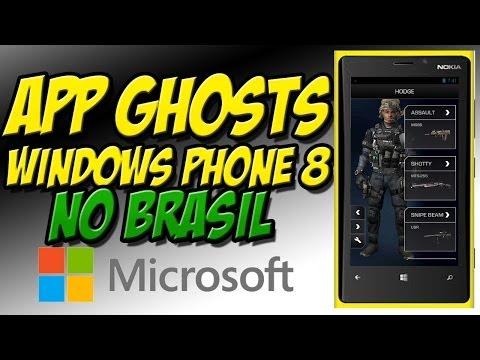 Como Baixar o Aplicativo do COD Ghosts no Brasil - Windows Phone - Tutorial