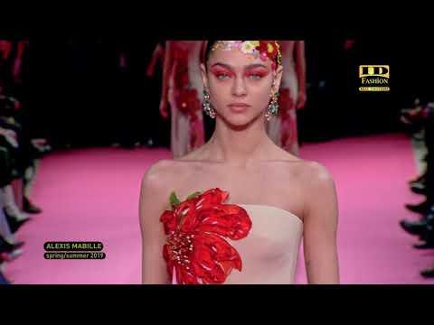 ALEXIS MABILLE | SS 19 | Paris Haute Couture Week