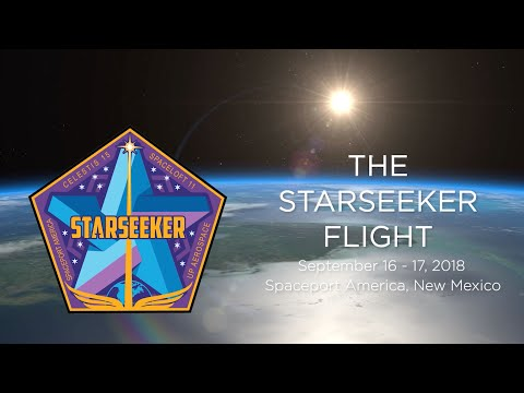 The Starseeker Flight Family Video
