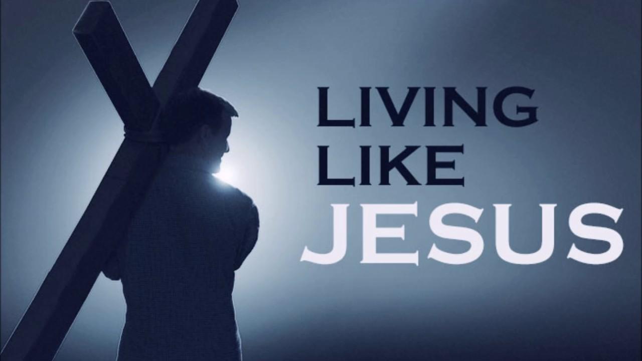 How can i be like jesus