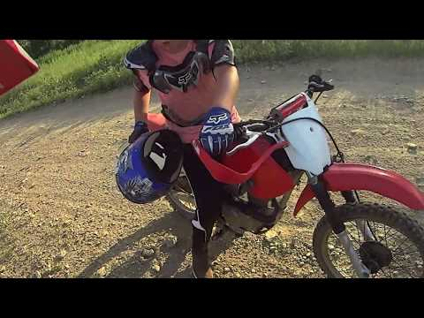 Dirt Biking 2016 07 19 4 Perry Lake ATV Area, Perry, KS Luke