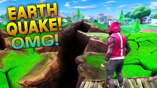 Earthquake have started cracking the MAP in fortnite | UNSTOPPABLE Jota|