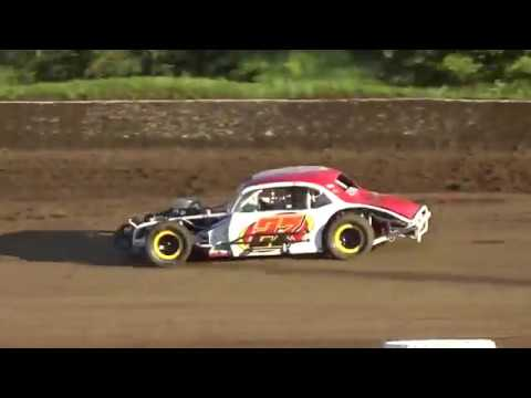 Grays Harbor Raceway, May 12, 2018, Vintage Modifieds Heat Races 1 and 2