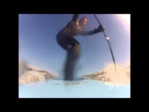 Fripp Island Paddle Board Surfing - NALU Paddle Boarding