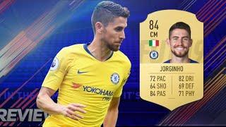 Jorginho 84cm player review fifa 19 ...