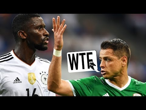 Germany's B Team Sends Mexico Packing | WTF
