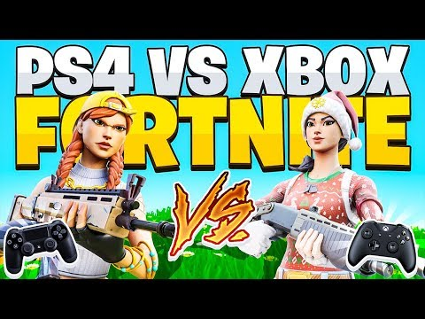 Fortnite PS4 vs. Fortnite Xbox - Which Is Better? (PS4 vs. Xbox Comparison)