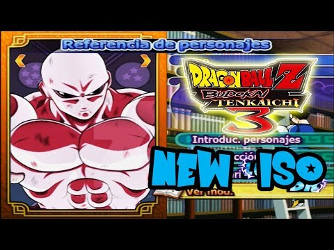 NEW ISO | Dragon Ball Z Budokai Tenkaichi 3 - Roster and All Costumes - Iso by Pipe Game